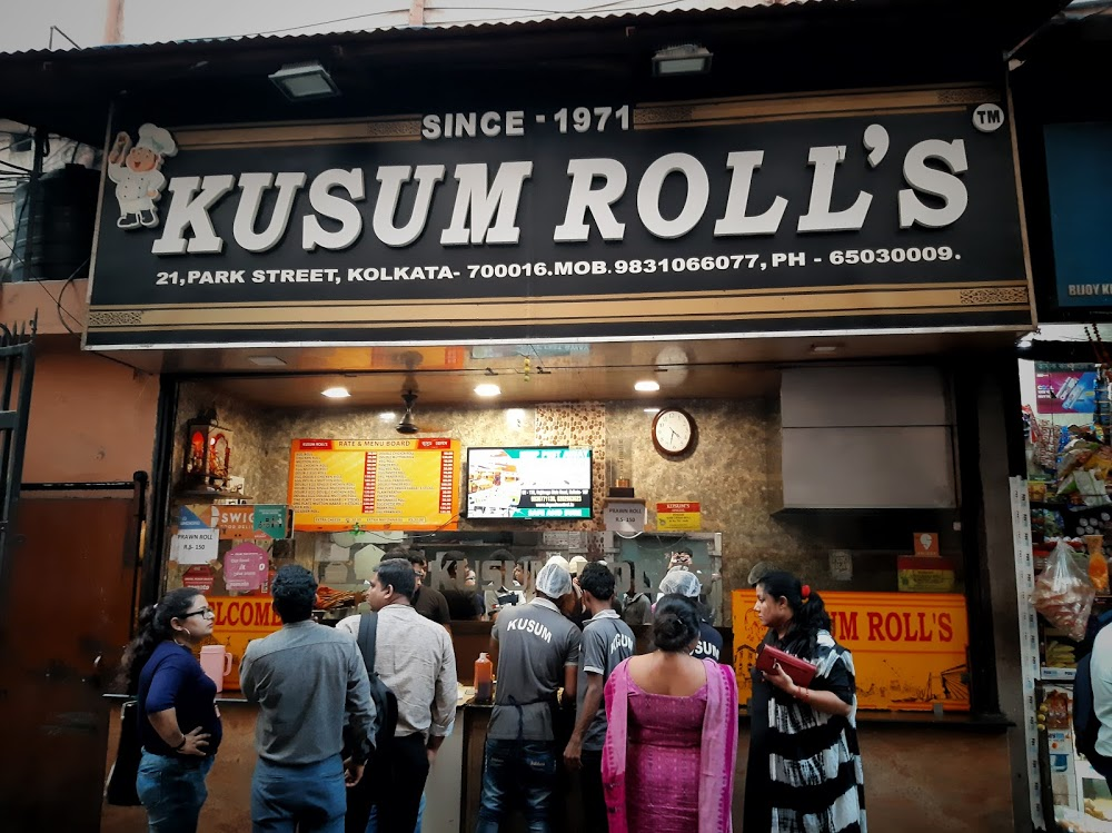 Kusum Roll's - Tripopola